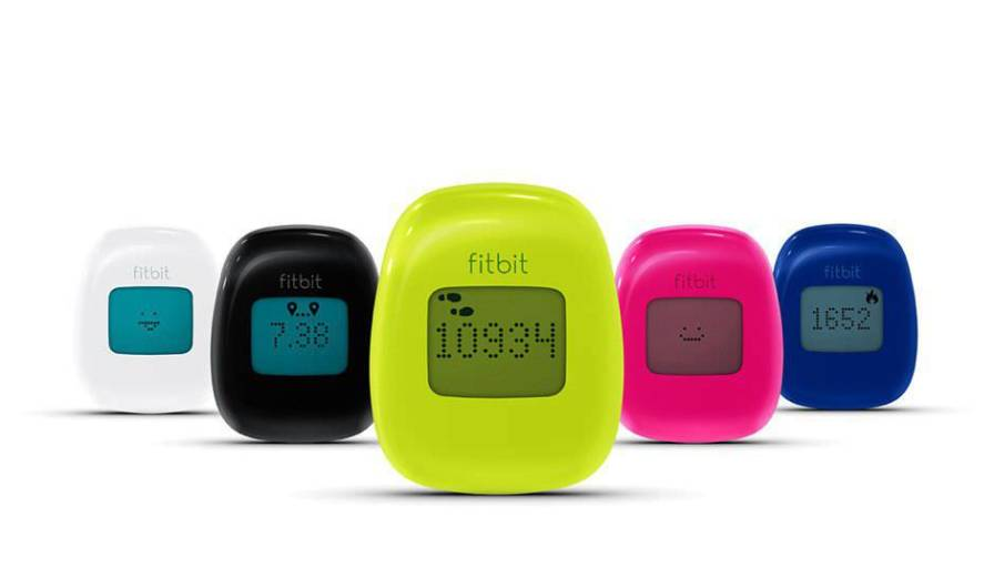 Physical activity monitor wireless / hand-held Zip™ Fitbit