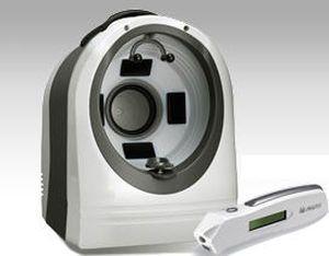 Skin diagnosis system / skin elasticity analysis / skin pigment analysis / cutaneous hydration level analysis / cutaneous sebum analysis A-ONE Basic Bomtech