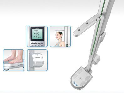 Fat measurement body composition analyzer / bio-impedancemetry / with BMI calculation BIKI 300 Jawon Medical