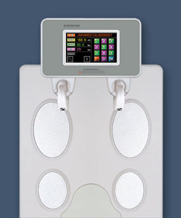 Bio-impedancemetry body composition analyzer / with BMI calculation X-CONTACT 357 Jawon Medical