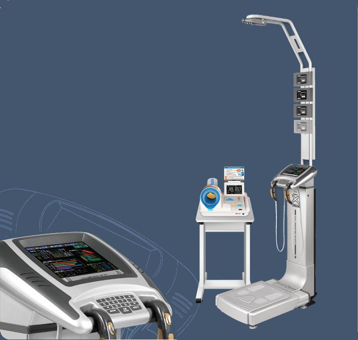 Bio-impedancemetry body composition analyzer / with BMI calculation X-SCAN PLUS? PROFESSIONAL Jawon Medical