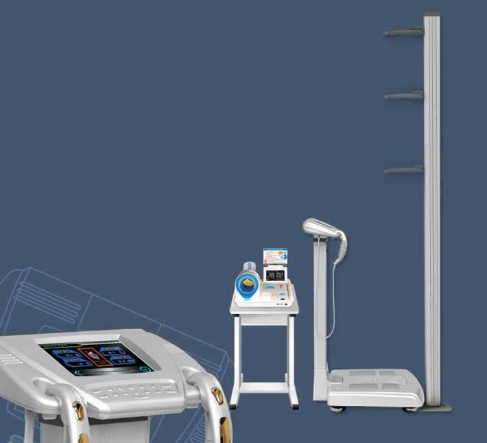 Pediatric body composition analyzer / segmental GAIA KIKO Jawon Medical
