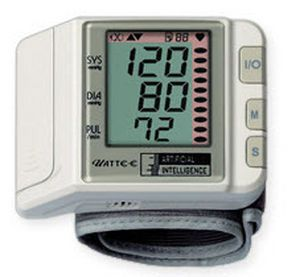 Automatic blood pressure monitor / electronic / wrist / with speaking mode uATTE-E Jawon Medical