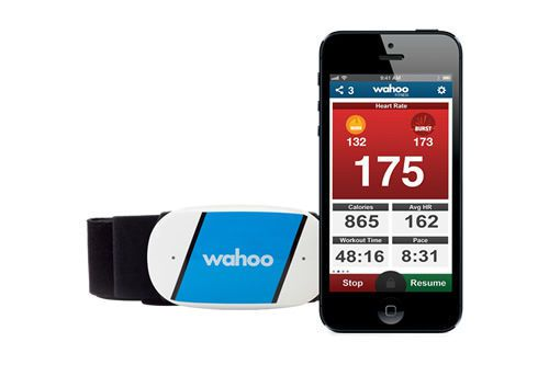 Waist heart rate monitor / Bluetooth Wahoo TICKR Wahoo Balance