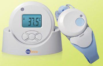TEMP patient monitor / wireless WM0323 nu-beca & maxcellent