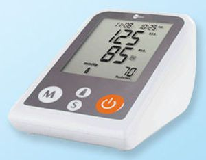 Automatic blood pressure monitor / electronic / arm BA3127 nu-beca & maxcellent