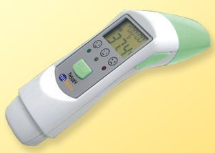 Medical thermometer / electronic / multifunction 34 °C ... 42.2 °C   RT1503 nu-beca & maxcellent