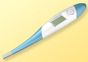 Medical thermometer / electronic / flexible tip DT3818 nu-beca & maxcellent