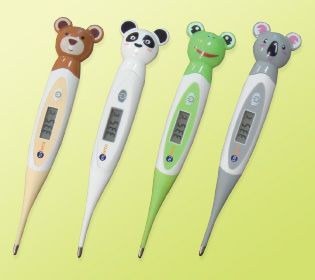 Pediatric thermometer / medical / electronic IT7328 nu-beca & maxcellent