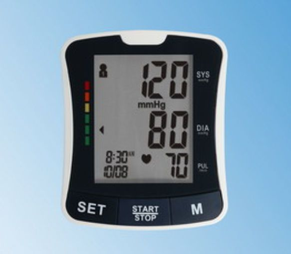 Automatic blood pressure monitor / electronic / wrist BP-2208 Hangzhou Sejoy Electronics & Instruments