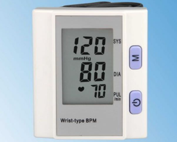 Automatic blood pressure monitor / electronic / wrist BP-201M Hangzhou Sejoy Electronics & Instruments