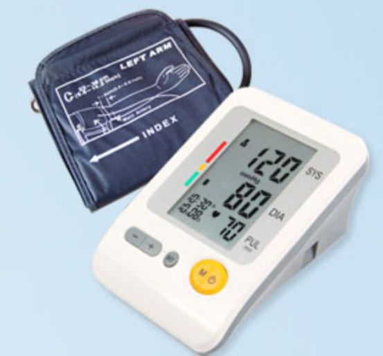 Automatic blood pressure monitor / electronic / arm BP?103H Hangzhou Sejoy Electronics & Instruments