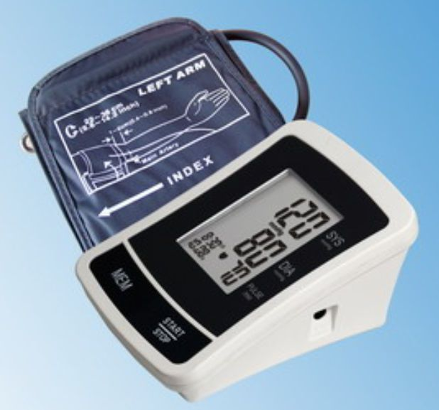 Automatic blood pressure monitor / electronic / arm BP-1209 Hangzhou Sejoy Electronics & Instruments