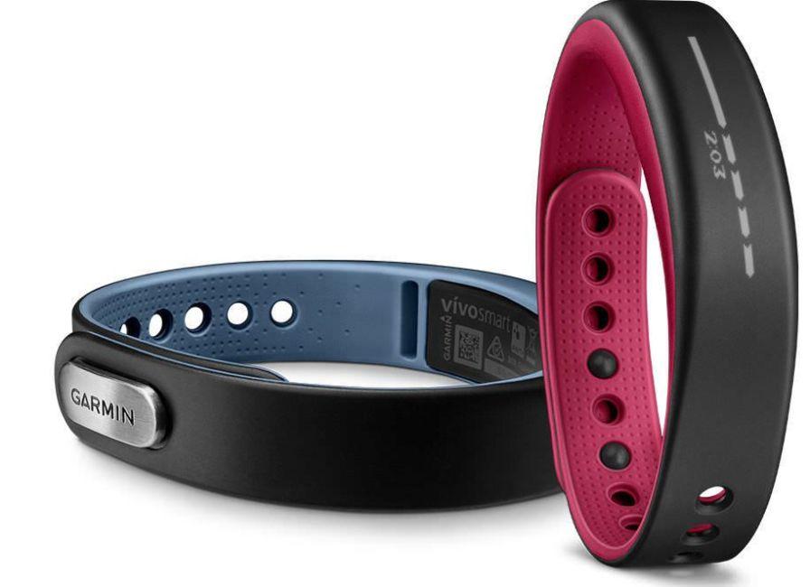 Physical activity monitor wrist / wearable / wireless vívosmart™ Garmin