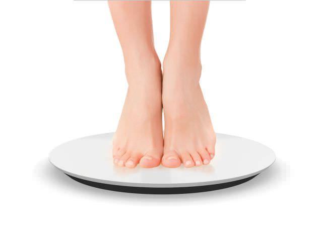 Home body composition analyzer / compact / wireless / with BMI calculation QardioBase Qardio