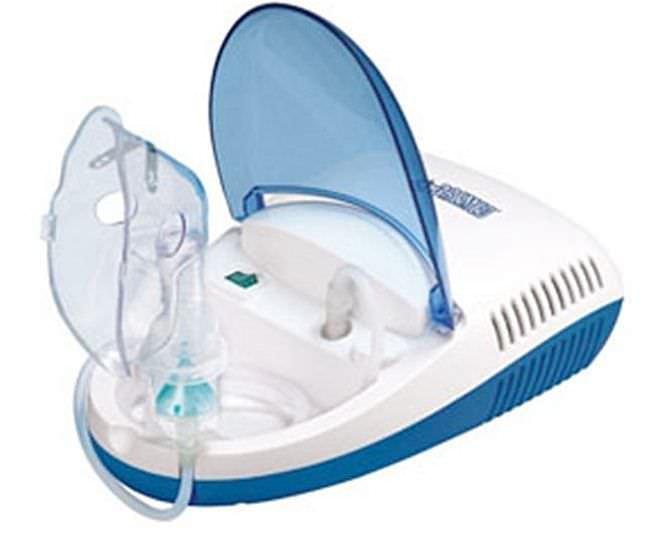 Pneumatic nebulizer / with compressor BD5002 Bremed
