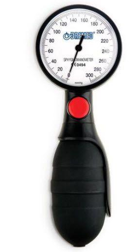 Hand-held sphygmomanometer 0 - 300 mmHg | BD2700 Bremed
