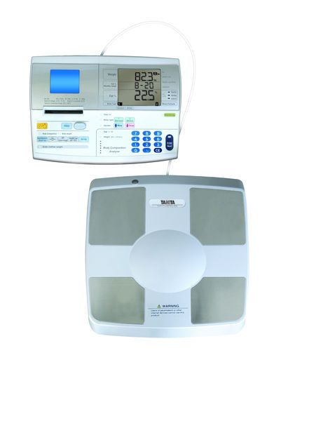 Fat measurement body composition analyzer / bio-impedancemetry / electronic / with BMI calculation SC-330S Tanita Europe