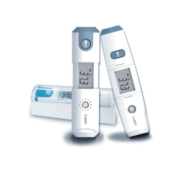 Medical thermometer / electronic / multifunction 32 ... 42.2 °C | FS 200/201 HuBDIC