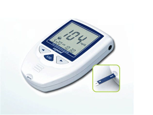 Blood glucose meter 20 - 600 mg/dL | GM100 HuBDIC