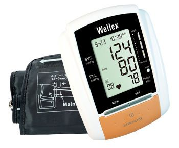 Automatic blood pressure monitor / electronic / arm 30 - 280 mmHg | BPM636 AViTA Corporation
