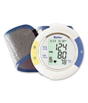 Automatic blood pressure monitor / electronic / wrist 30 - 280 mmHg | BPM131 AViTA Corporation
