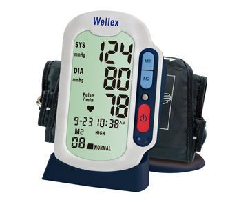 Automatic blood pressure monitor / electronic / arm / wireless 30 - 280 mmHg | BPM65BT AViTA Corporation