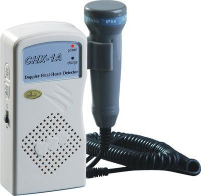 Fetal doppler / pocket CHX-1A Changxing Ultrasonic Instrument