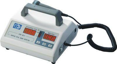 Fetal doppler / portable CHX-2C++ Changxing Ultrasonic Instrument