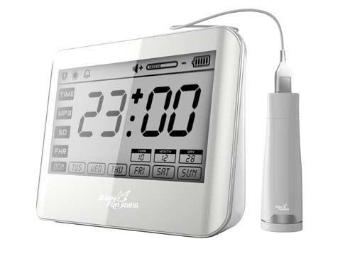 Fetal doppler / portable H3-T Changxing Ultrasonic Instrument