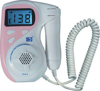 Fetal doppler / pocket H10-3 Changxing Ultrasonic Instrument