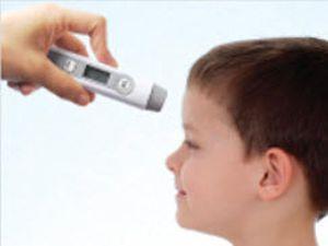 Medical thermometer / electronic / multifunction 0 ... 100 °C | DT-060 EASYTEM