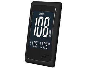 Blood glucose meter with speaking mode 20 - 600 mg/dl | Supercheck Activa 6228 Biotest Medical Corporation