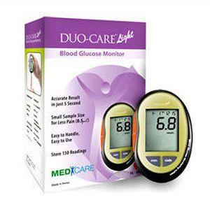 Blood glucose meter FG 5000 L-Tac Medicare Pte