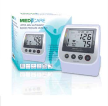 Automatic blood pressure monitor / electronic / arm BPM 2006-1 L-Tac Medicare Pte