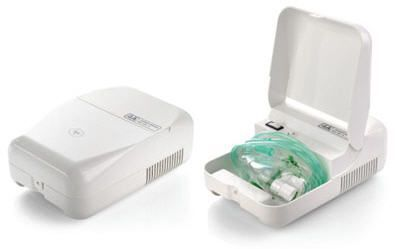 Pneumatic nebulizer / with compressor KQW-4A Jiangsu Dengguan Medical Treatment Instrument