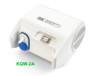 Pneumatic nebulizer / with compressor KQW-2A Jiangsu Dengguan Medical Treatment Instrument
