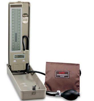 Semi-automatic blood pressure monitor / electronic / arm CK-E301 Spirit Medical