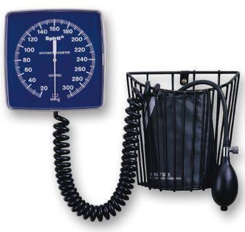 Dial sphygmomanometer / wall-mounted CK-141A Spirit Medical
