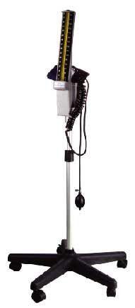 Mercury sphygmomanometer / floor standing 300 mmHg - 810 Tytan Medical