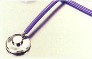Single-head stethoscope / aluminium Tytan110 Tytan Medical