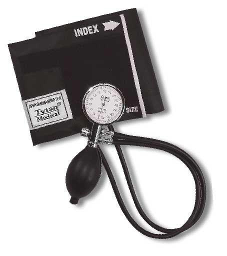Hand-held sphygmomanometer 300 mmHg - C740, C750 Tytan Medical