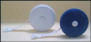 Measuring tape MEA-BLU / MEA-WHT Tytan Medical