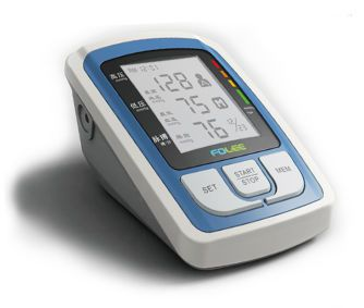 Automatic blood pressure monitor / electronic / arm 0 - 280 mmHg, 40 - 199 bpm | DX-B7 Jiangsu Folee Medical Equipment