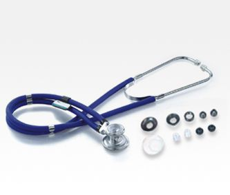 Sprague-Rappaport stethoscope / dual-head T006 Jiangsu Folee Medical Equipment