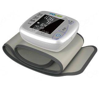 Automatic blood pressure monitor / electronic / wrist / with speaking mode 0 - 280 mmHg, 40 - 199 bpm | DX-W5 Voice Jiangsu Folee Medical Equipment