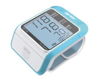 Automatic blood pressure monitor / electronic / wrist 0 - 280 mmHg, 40 - 199 bpm | DX-W3 Jiangsu Folee Medical Equipment