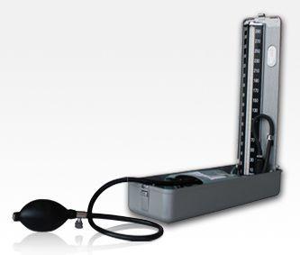 Mercury sphygmomanometer / desk X007 Jiangsu Folee Medical Equipment