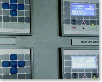 Monitoring system ES Tedisel Medical