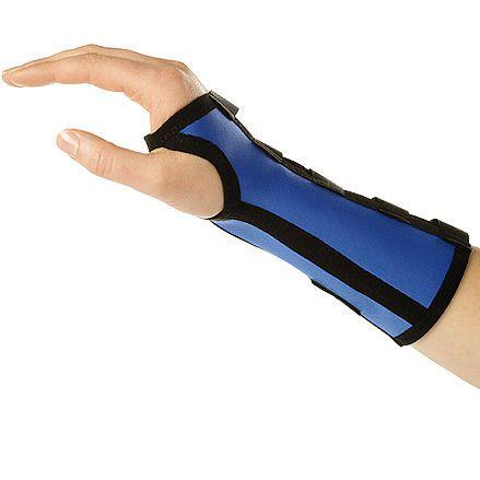 Wrist splint (orthopedic immobilization) Manuell EQ 4062, Rheuma Manuell EQ 4063 Ottobock